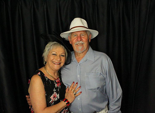 Bribie Island Photo Booth Anniversary