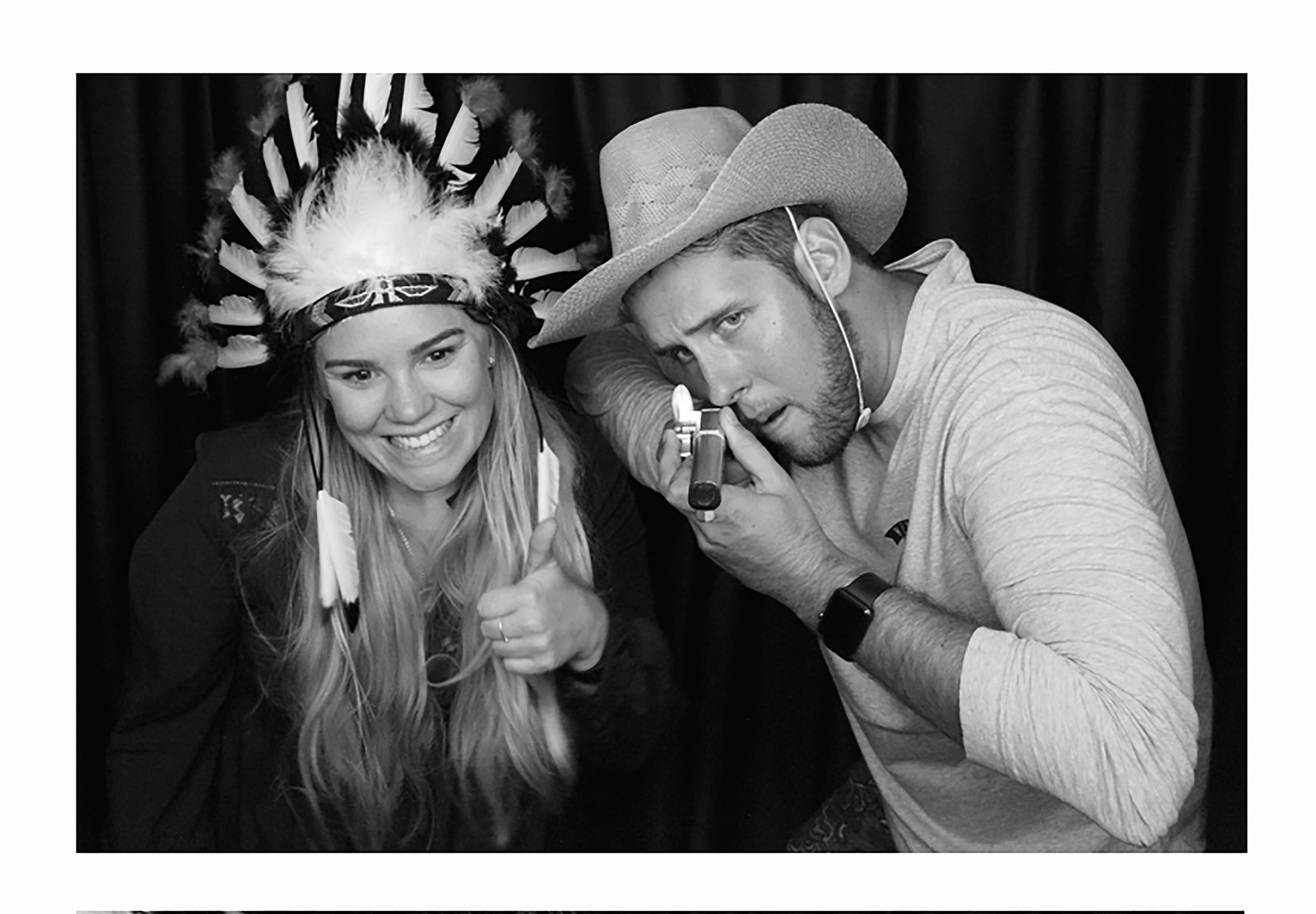 Bribie Island Photo Booth Themes